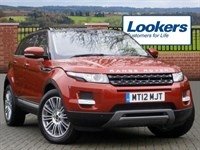 Used Land Rover Range Rover Evoque SD4 Prestige 5dr [Lux Pack]