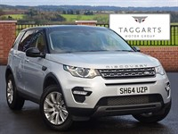 Used Land Rover Discovery Sport SD4 SE Tech 5dr