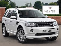 Used Land Rover Freelander TD4 Dynamic 5dr