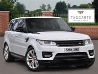 Used Land Rover Range Rover Sport SDV6 Autobiography Dynamic 5dr Auto