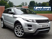 Used Land Rover Range Rover SD4 Dynamic 5dr Auto [Lux Pack]