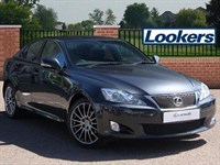 Used Lexus IS 220d F-Sport 4dr [Multimedia]