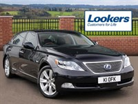 Used Lexus LS 600h L 4dr CVT Auto [Rear Relaxation Pack]
