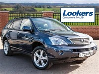 Used Lexus RX 400h Executive Limited Edition 5dr CVT Auto