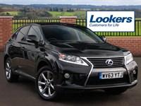 Used Lexus RX 450h Advance 5dr CVT Auto [Pan roof]