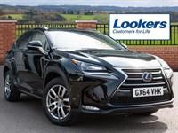Used Lexus NX 300h Luxury 5dr CVT [Nav]