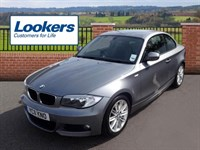 Used BMW 120d 1-series M Sport 2dr Step Auto