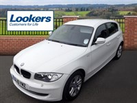 Used BMW 120d 1-series SE 5dr Step Auto