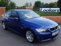 Used BMW 320d 3-series M Sport [177] 4dr