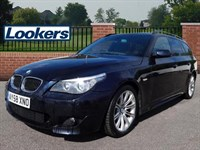 Used BMW 525d 5-series M Sport 5dr Step Auto