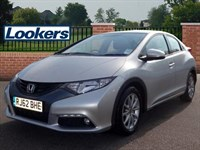 Used Honda Civic i-VTEC ES-T 5dr