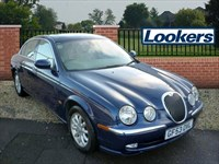Used Jaguar S-Type V6 SE 4dr Auto