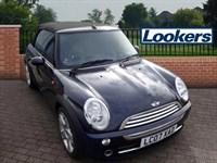 Used MINI Cooper Convertible Cooper 2dr Auto