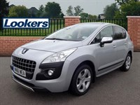Used Peugeot 3008 e-HDi 112 Exclusive 5dr EGC