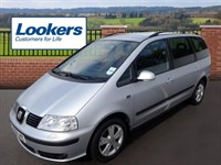 Used SEAT Alhambra TDi PD Stylance 7 Seat 5dr Auto