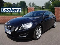 Used Volvo S60 D3 [163] SE Lux 4dr