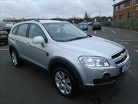 Used Chevrolet Captiva VCDi LTX 5dr [7 Seats]