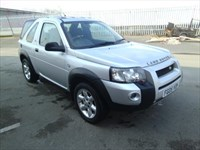 Used Land Rover Freelander XEi Softback 3dr