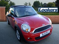 Used MINI Cooper Convertible One 2dr