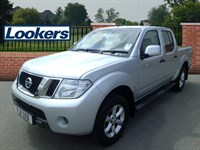 Used Nissan Navara Double Cab Pick Up Acenta 2.5dCi 190 4WD