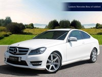 Used Mercedes C220 C CLASS CDI BlueEFFICIENCY AMG Sport 2dr
