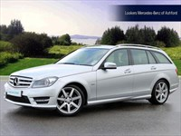 Used Mercedes C220 C-Class CDI BlueEFFICIENCY Sport 5dr Auto
