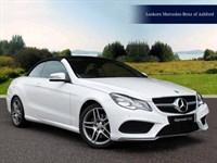 Used Mercedes E220 E CLASS CDI AMG Sport 2dr 7G-Tronic