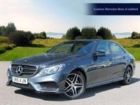 Used Mercedes E220 E CLASS BlueTEC AMG Night Ed Premium 5dr 7G-Tronic