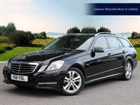 Used Mercedes E220 E-Class CDI BlueEFFICIENCY Avantgarde 5dr Tip Auto
