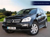 Used Mercedes GL320 GL-Class CDI 5dr Tip Auto