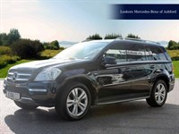Used Mercedes GL350 GL CLASS CDI BlueEFFICIENCY [265] 5dr Tip Auto