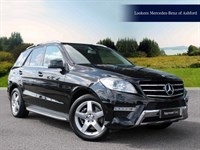 Used Mercedes ML250 M CLASS CDi BlueTEC Sport 5dr Auto