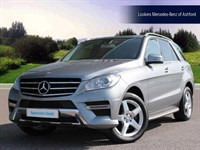 Used Mercedes ML350 M-Class CDi BlueTEC AMG Sport 5dr Auto