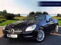 Used Mercedes SLK200 SLK-Class BlueEFFICIENCY 2dr Tip Auto