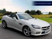 Used Mercedes SLK250 SLK CLASS CDI BlueEFFICIENCY AMG Sport 2dr Tip Auto