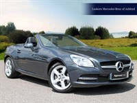 Used Mercedes SLK250 SLK CLASS CDI BlueEFFICIENCY 2dr Tip Auto