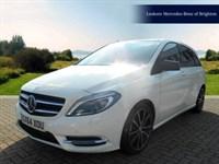 Used Mercedes B220 CDI B-Class BlueEFFICIENCY Sport 5dr Auto