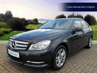 Used Mercedes C180 C-Class BlueEFFICIENCY Executive SE 4dr Auto