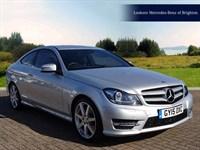 Used Mercedes C220 C CLASS CDI AMG Sport Edition 2dr Auto [Premium]