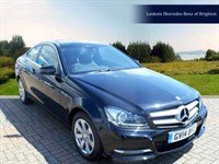Used Mercedes C220 C-Class CDI Executive SE 2dr Auto [Premium Plus]