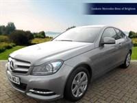 Used Mercedes C220 C-Class CDI Executive SE 2dr Auto [Premium]