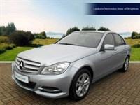 Used Mercedes C220 C-Class CDI BlueEFFICIENCY Executive SE 4dr Auto