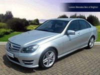 Used Mercedes C250 C-Class CDI BlueEFFICIENCY AMG Sport 4dr Auto