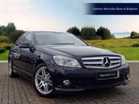 Used Mercedes C250 C CLASS CGI BlueEFFICIENCY Sport 4dr Auto