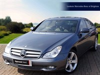 Used Mercedes CLS320 CDI CLS CLASS 4dr Tip Auto