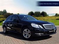Used Mercedes E220 E CLASS CDI BlueEFFICIENCY SE 4dr Tip Auto [7]
