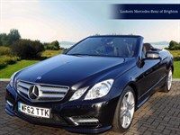 Used Mercedes E350 E CLASS CDI BlueEFFICIENCY [265] Sport 2dr Tip Auto