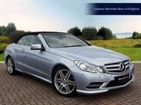 Used Mercedes E350 E CLASS CDI BlueEFFICIENCY [265] Sport 2dr Tip Auto