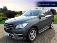 Used Mercedes ML350 M-Class CDi BlueTEC Sport 5dr Auto