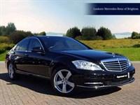 Used Mercedes S350 S CLASS CDi BlueTEC 4dr Auto